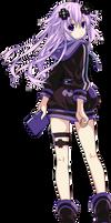 Neptune (Neptunia VII) by CerberusYuri