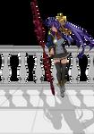 Mai Natsume 9 by CerberusYuri