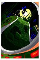 :pixel sketch: Starlight by rontufox