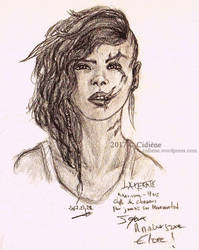 Lacerate by Cidiene