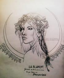 Hermine Lunaire by Cidiene
