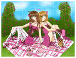 Contest - .:+Secret Sister's Tea+:. by Kitty-Vamp
