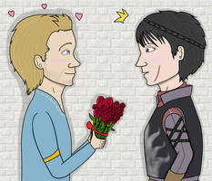 DAI: The Ideal Romance by NextTrickAnvils