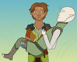 DAI: Carry You by NextTrickAnvils