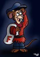 Fievel Mousekewitz by FreyFox