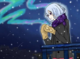 Winter Nights by sourl