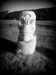 a wooden watchman by czmartin
