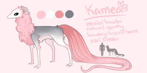 Kamea Ref [UPDATED] by qtMarie