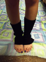 Leg Warmers by xMisaMeowx