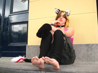 FluffyNeko Girl Adventures 080 by ChristianPrime1-Bot