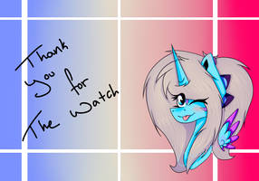 Thanks for the Watch by Chazmazda