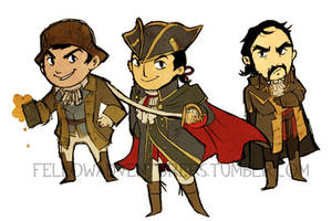 WW AC3 Templars by FeatherNotes