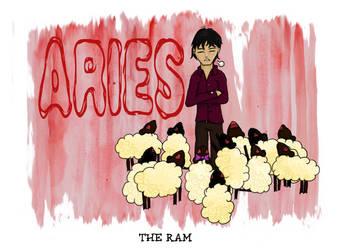 Aries by ForsakenHaven