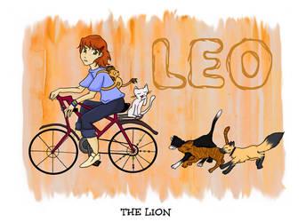 Leo by ForsakenHaven