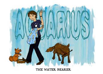 Aquarius by ForsakenHaven