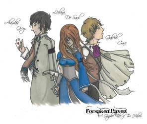 Forsaken Haven Characters by ForsakenHaven