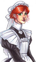 Maid Piper Killigan by omegasama