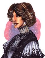 Edwardian Lady by omegasama