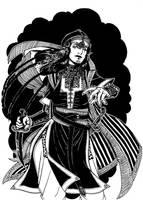 Arabian Elf by omegasama
