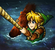 Link's Awakening by Rainpaw7