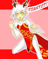Fighto? by KeiMisaki