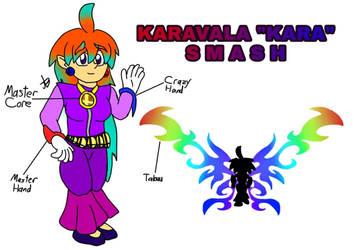 Karavala Kara Smash by JoeyB1001
