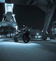 Yamaha R6 by Makavelie