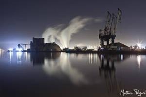 Zone Industrielle Portuaire 1 by Makavelie