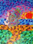 Mosaic Fairy by Moonstar4183