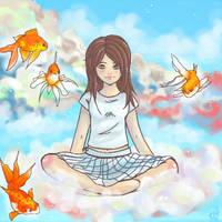 dreams by niouu