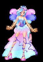 Mahonie Harmonix by Rina-Senpai