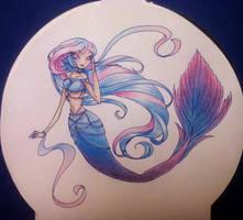 Mahonie Mermaid by Rina-Senpai