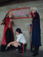 Devils never cry by blairexfabulous
