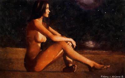 Ariane B - On the Lake by paulnery