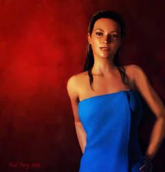Ariane Barnes by paulnery