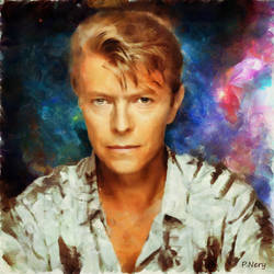 Bowie by paulnery