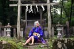 Spirit of the Shrine by Rollwurst