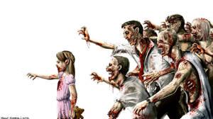 WWZ -Zombie attack by Rofelrolf