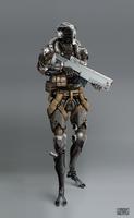 Infantery Mech by Rofelrolf