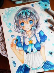 +Star Princess (WIP)+ by larienne