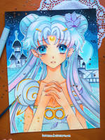 +SM - Princess Serenity + by larienne