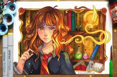 +Hermione Granger+ by larienne