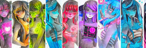 +Surreal Girls+ by larienne