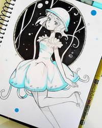 Jellyfish by larienne