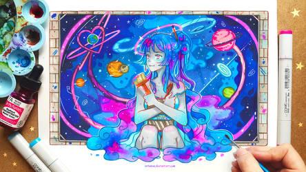 Artist by larienne