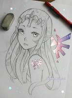 Zelda - Mark on Me by larienne