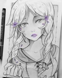 +2.Little Flowers+ by larienne
