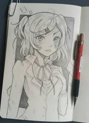 Natsuki by larienne