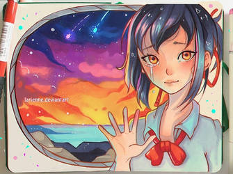 Your Name by larienne