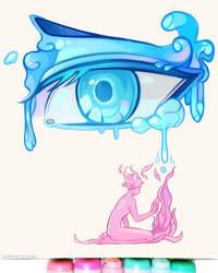 I will Dry your Tears by larienne